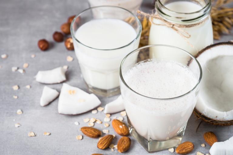 Plant-based dairy milk